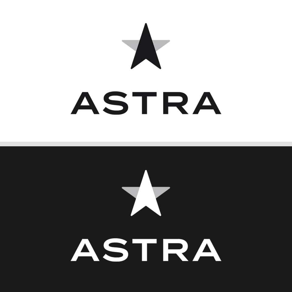 Astra Style Guide Vertical Logos